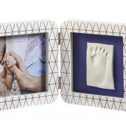 ALT = ATAY Двойная рамка Baby Art Медно-белая 3