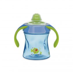 bibi_BasicCare_training cup_220ml_with handle_Jacky_12+_front