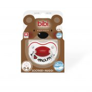 bibi_Happiness_Dental soother_Mama_0-6_packed