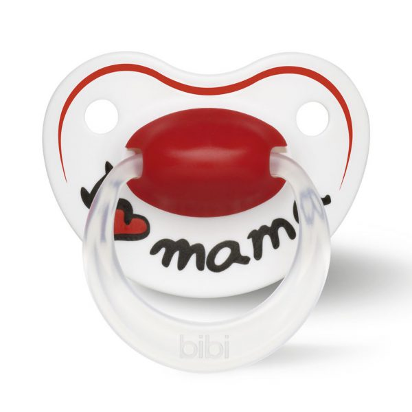 bibi_Happiness_Dental_soother_I love Mama_unpacked