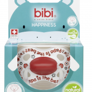 bibi_Happiness_Natural soother_Papa_6-16_packed