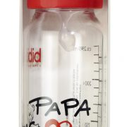 bibi_SN Glas Bottle 240_Dental M_ Papa_packed