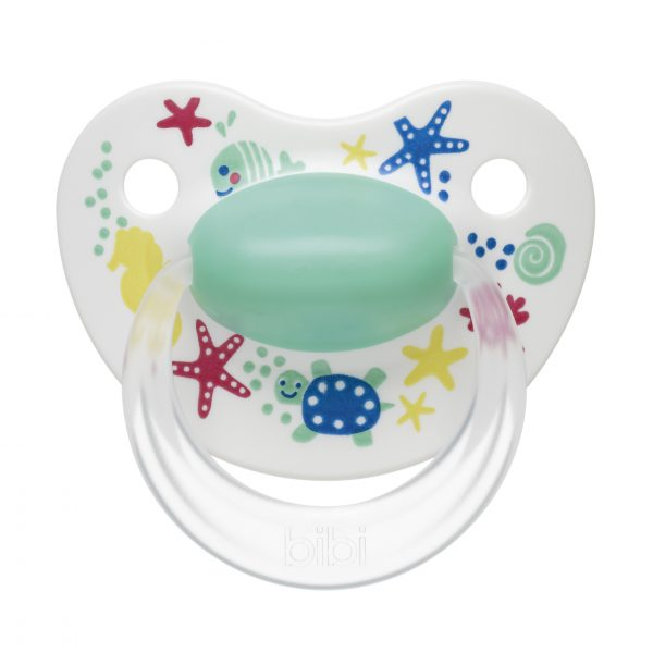 bibi_Happiness_Dental soother_Maritime Unisex