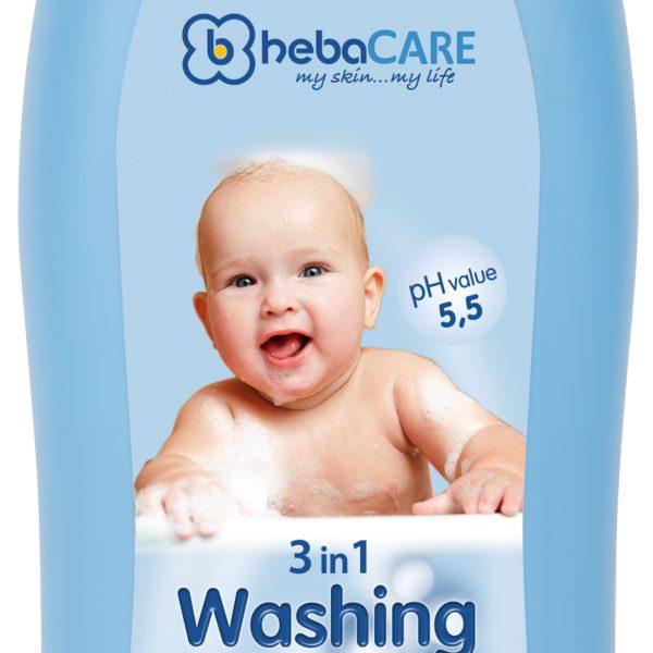 Washing Gel hebaCARE