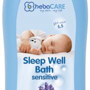 hebaCARE Sleep Well Bath sensitive